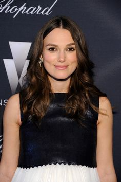 Keira Knightley Photos: FIJI Water At The Weinstein Company's Academy Awards Nominees Dinner In Partnership With Chopard, DeLeon Tequila, FIJI Water And MAC Cosmetics