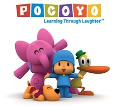 Pocoyo-man, I have no idea why my boys love Pocoyo, but they do! They just laugh and laugh!!