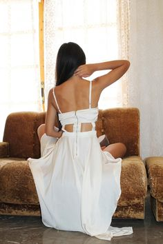 the back of this dress<3
