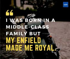 Girly Attitude Quotes, Positive Attitude, Bossy Quotes, Royal Enfield Wallpapers, When You Like Someone, Harley Davidson Quotes, Riding Quotes, Royal Enfield Bullet, Bike Pic