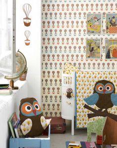 songmics wandtattoo dschungel waldtiere eulen v gel fuchs. Black Bedroom Furniture Sets. Home Design Ideas