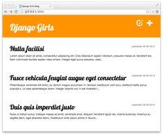 My favorite Django tutorial from DjangoGirls #Programming #Python #Django