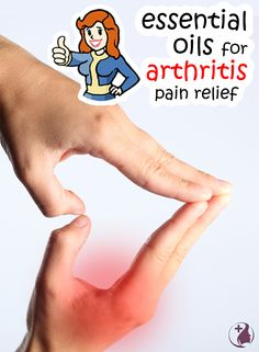 Do you or a loved one suffer from the pain associated with arthritis? Try these natural essential oils and blends that offer great relief