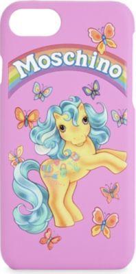 MOSCHINO - My Little Pony iPhone 6/6s/7 case | Selfridges.com