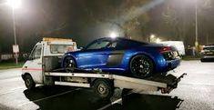 Remorcare auto Bucuresti Audi R8, Car, Automobile, Autos, Cars