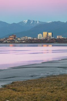 Anchorage, Alaska Photograph by Scott Slone