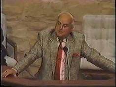 Billy Paul Branham - Testimony (William Branham) (July 15, 1989)