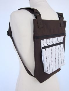 Mochila / backpack. www.esperantart.com
