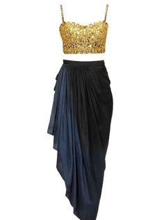 Designer Party Wear Dresses, Kurti Designs Party Wear, Lehenga Designs, Indian Gowns Dresses, Indian Fashion Dresses, Indian Designer Outfits, Stylish Dress Designs, Stylish Dresses, Indian Wedding Outfits