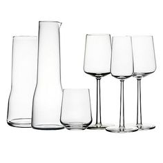 Buy Iittala Essence White Wine Glasses, Set of 2 from our Wine Glasses range at John Lewis & Partners. White Wine Glasses, Nordic Design, Dear Santa, Image Shows, Things To Buy, John Lewis, Accessories, Kitchen Tools, Kitchen Ideas