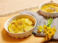 Denny Chef Blog: Sformatino di patate gialle con profumi di erbe mediterranee