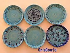 Mini pratos.... | by cris couto 73