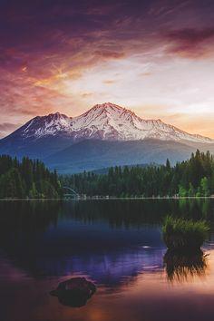 wnderlst: Mt. Shasta, California   Micah Burke