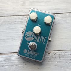 Making more delicious Soda Drives! Smooth light drive to heavy distortion.  Grab one for just 55  www.fuzzboxes.co.uk  #sodadrive #raygunfx