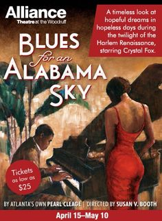 """Pearl Cleage's 'Blues for an Alabama Sky' brings Harlem Renaissance alive"" story by Jim Farmer  http://thegavoice.com/pearl-cleages-blues-for-an-alabama-sky-brings-harlem-renaissance-alive/"