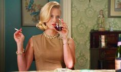 Betty from Mad Men