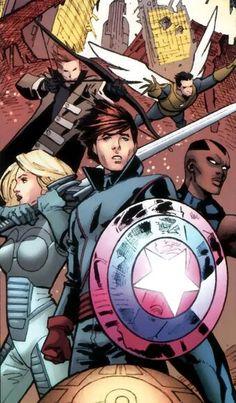 Next Avengers Heroes of Tomorrow Marvel Dc Comics, Marvel Avengers, Next Avengers, Avengers Girl, Young Avengers, Cosmic Comics, Marvel Universe, Arte Nerd, Indie