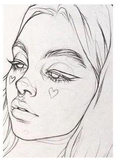 sketchbook drawing easy pencil