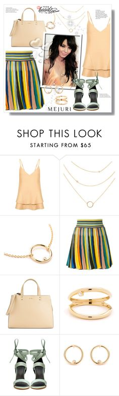 """MEJURI"" by stranjakivana ❤ liked on Polyvore featuring C/MEO COLLECTIVE, Missoni, Calvin Klein, TIBI, Valentino, contestentry and jenchaexmejuri"