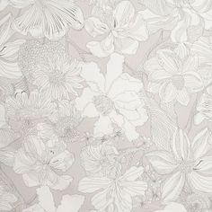 Liberty of London Pani Gabriela Gray/White Cotton Poplin