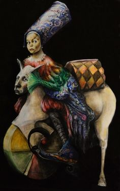 """""""Magic Centaur Rider"""""""