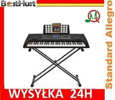 Profesjonalne Organy Keyboard MK-906 61 klawiszy
