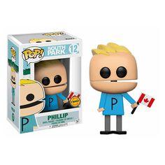 South Park - Phillip Pop! Vinyl Figure - ZiNG Pop Culture
