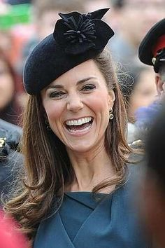 Love Kate's hat!!