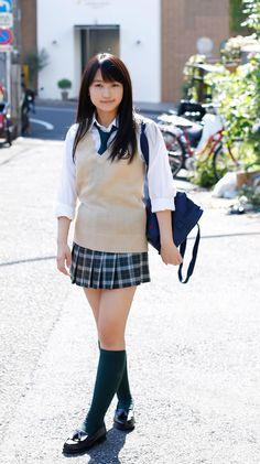 Japan School Uniform, Japanese School Uniform Girl, Japanese Uniform, School Girl Japan, School Girl Dress, School Uniform Girls, Girls Uniforms, High School Girls, School Uniforms