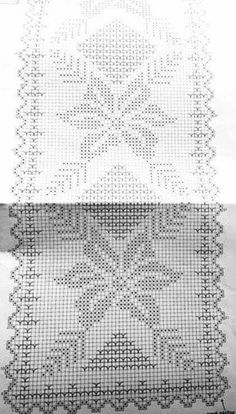 Crochet Tablecloth Pattern, Crochet Motif, Crochet Doilies, Crochet Stitches, Crochet Round, Crochet Home, Irish Crochet, Baby Booties Knitting Pattern, Knitting Patterns