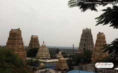 Dwaraka Tirumala (Chinna Tirupathi), West Godavari,Andhra Pradesh, India.