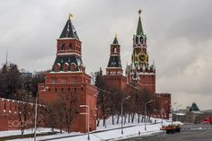 Moscow Kremlin, Cathedral, Architecture, City, Building, Amazing, Arquitetura, Buildings, Cathedrals