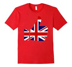 You can't miss it:  British Flag Thum.... Check it out here!  http://teecraft.net/products/british-flag-thumbs-up-united-kingdom-great-britain-t-shirt-417814f4e5ee2967c52e6b924af1e19e?utm_campaign=social_autopilot&utm_source=pin&utm_medium=pin.  #tshirt  #hoodie  #tank  #mugs  #teecraft