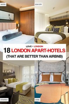 As a Londoner and a travel expert, I don't think anyone should be booking airbnbs in London. If you still want somewhere to stay that has a kitchen and sitting area, here are some incredible London apart-hotels that are better than staying in an airbnb in London. Hotel Apartment, Two Bedroom Apartments, Rental Apartments, London Tips, Phoenix Homes, Travel Expert, Mansions Homes, London Hotels, London Calling