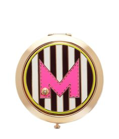 Compact Mirror by Henri Bendell! It has my name on it! (well at least the first letter)
