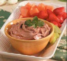 Chocolate Dip (YUM)