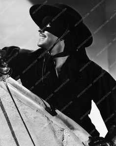 photo Tyrone Powers Zorro 1755-04