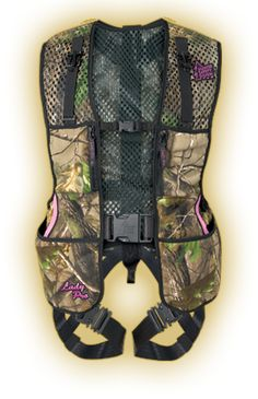 Can't wait to put it to use! 9 more days in WI! Lady Pro Series Vest - Hunter Safety System