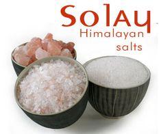 Himalayan Pink Crystal Salt  #himalayan salt