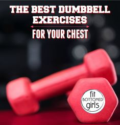Coach Ali shares her favorite and the best dumbbell exercises for your chest. Grab your weights, a chair or bench or box, and get to it. We've even got a workout that puts them together!