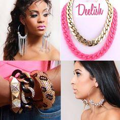 Amazing accessories!!! Www.shopdeelish.com