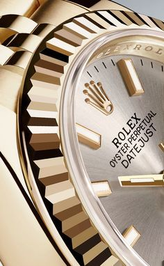 Rolex Watches New Collection : The Rolex Lady-Datejust - Watches Topia - Watches: Best Lists, Trends & the Latest Styles Luxury Watches, Rolex Watches, Watches For Men, Trendy Watches, Black Rolex, Rolex Women, Watches Photography, New Rolex, Expensive Watches