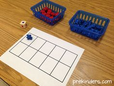 Teaching More and Less (from PreKinders)