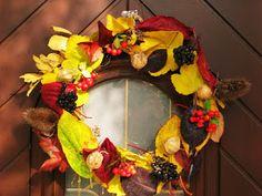 Ideas art for everyone, DIY - Joanna Wajdenfeld: Wieniec- performance base with twigs