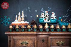 Süßes Vergnügen im #Advent, von Kuchen bis Desserts ist für jeden was dabei!