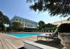 Tivoli Palácio de Seteais, pure romanticism  via Portugal Brands
