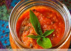 Sorelle Grapevine: Tomato Basil Sauce