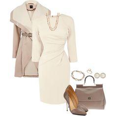 Office Wear – 41 by anastasiabeaverhausenxo on Polyvore featuring Karen Millen, Oasis, L.A.M.B., Dolce&Gabbana, R.H. Macy's & Co. and Ippolita