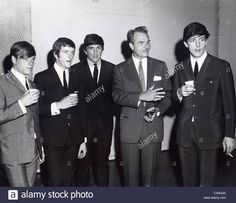 Download this stock image: THE DAVE CLARK FIVE.Supplied by Photos inc.(Credit Image: © Supplied By Globe Photos Inc/Globe Photos/ZUMAPRESS.com) - CA4G4A from Alamy's library of millions of high resolution stock photos, illustrations and vectors.