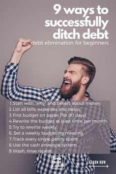 """Getting out of debt is just hard enough that it causes """"analysis paralysis"""". So many consume content, open emails give videos a """"thumbs up"""", share with their friends, and yet… when it comes to actually digging in, they're standing still. Why is that? Let's talk about how to beat that."""